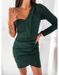 Φόρεμα - κώδ. 2079 - χακί