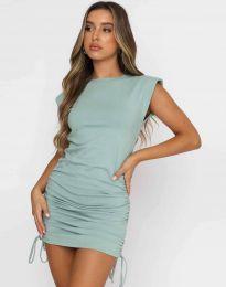 Φόρεμα - κώδ. 11985 - μέντα