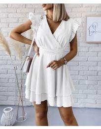 Φόρεμα - κώδ. 409 - λευκό