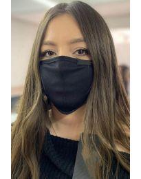 Μάσκα - κώδ. 011 - μαύρο
