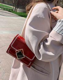Τσάντα - κώδ. B296 - κόκκινο