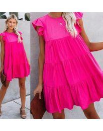 Φόρεμα - κώδ. 538 - φουξια