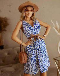 Φόρεμα - κώδ. 5488 - 3 - πολύχρωμο