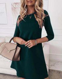 Φόρεμα - κώδ. 8201 - πράσινο