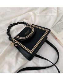 Τσάντα - κώδ. B157 - μαύρο