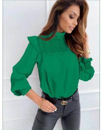 Μπλούζα - κώδ. 6202 - πράσινο