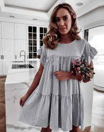 Φόρεμα - κώδ. 6111 - μαύρο