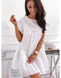Φόρεμα - κώδ. 3145 - λευκό