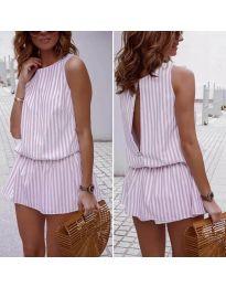 Φόρεμα - κώδ. 246 - ροζ