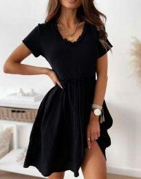 Φόρεμα - κώδ. 1679 - 3 - μαύρο