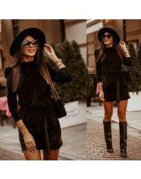 Φόρεμα - κώδ. 0722 - μαύρο
