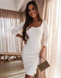 Φόρεμα - κώδ. 1700 - λευκό