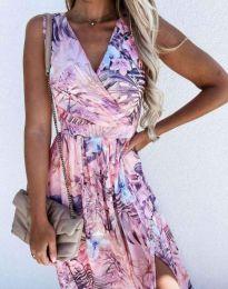 Φόρεμα - κώδ. 4801 - 6 - φλοράλ