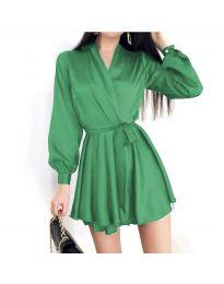 Φόρεμα - κώδ. 8754 - πράσινο