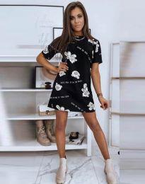 Φόρεμα - κώδ. 2906 - μαύρο