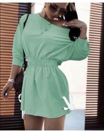 Φόρεμα - κώδ. 7470 - μέντα