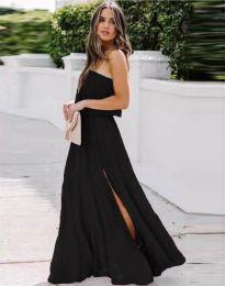 Φόρεμα - κώδ. 8871 - μαύρο
