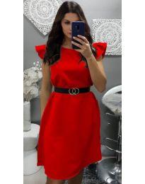 Φόρεμα - κώδ. 703 - κόκκινο
