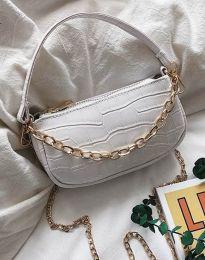 Τσάντα - κώδ. B299 - λευκό