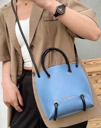 Τσάντα - κώδ. B459 - μπλε