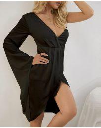Φόρεμα - κώδ. 4790 - μαύρο