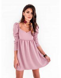 Φόρεμα - κώδ. 390 - πούδρα