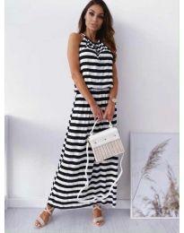 Φόρεμα - κώδ. 1515 - μαύρο