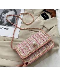 Τσάντα - κώδ. B161 - ροζ