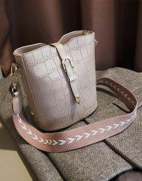 Τσάντα - κώδ. B295 - μπεζ