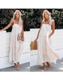 Φόρεμα - κώδ. 551 - λευκό