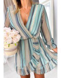 Φόρεμα - κώδ. 292 - μέντα