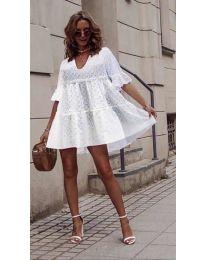 Φόρεμα - κώδ. 278 - λευκό