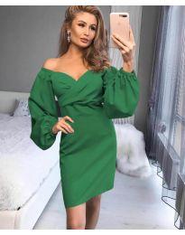 Φόρεμα - κώδ. 6761 - πράσινο