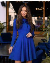 Φόρεμα - κώδ. 2320 - Σκούρο μπλε