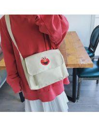 Τσάντα - κώδ. 523 - λευκό