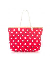 Τσάντα - κώδ. 5350 - κόκκινο