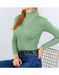 Μπλούζα - κώδ. 3800 - πράσινο