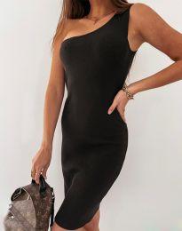 Φόρεμα - κώδ. 11699 - μαύρο