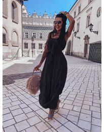 Φόρεμα - κώδ. 1230 - μαύρο