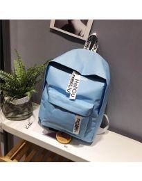 Τσάντα - κώδ. B74 - γαλάζιο