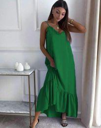 Φόρεμα - κώδ. 4671 - πράσινο