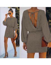 Φόρεμα - κώδ. 940 - γραφίτη