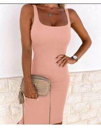 Φόρεμα - κώδ. 8899 - ροζ
