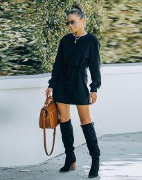 Φόρεμα - κώδ. 1697 - μαύρο