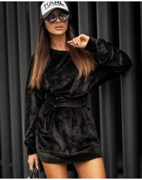 Φόρεμα - κώδ. 8989 - μαύρο