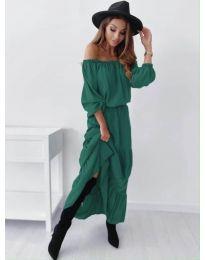 Φόρεμα - κώδ. 1317 - χακί