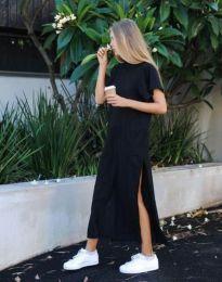 Φόρεμα - κώδ. 0324 - 1 - μαύρο