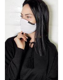 Μάσκα - κώδ. 011 - λευκό