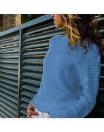 Μπλούζα - κώδ. 825 - γαλάζιο