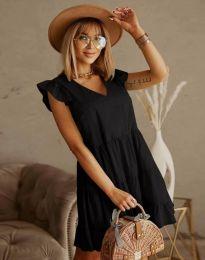 Φόρεμα - κώδ. 6224 - μαύρο